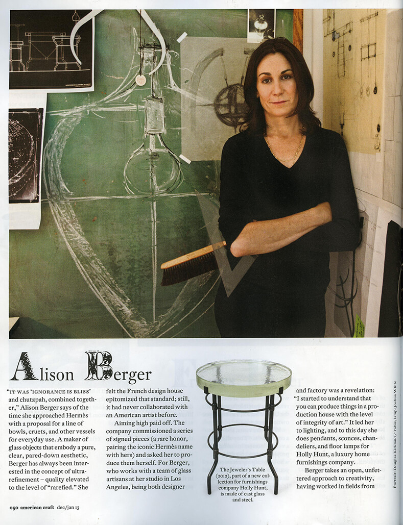 American Craft, Dec/Jan 2013