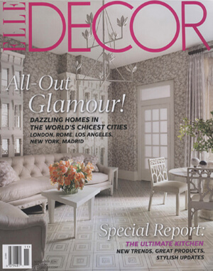 Elle Decor, November 2014