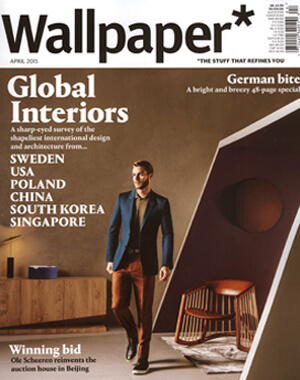 Wallpaper* Magazine, April 2015
