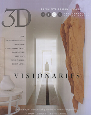 3D - Definitive Design + Decor, 2016